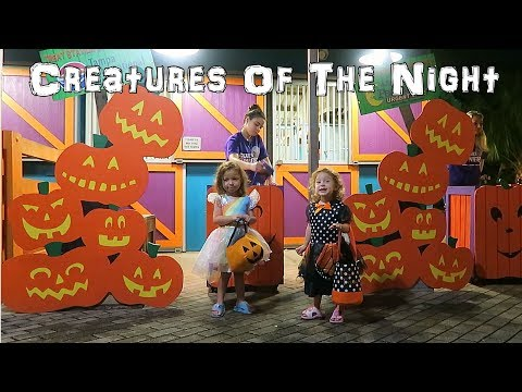 Creatures of the Night Lowry Park Zoo Tampa 2017~Friday the 13th!