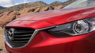 2014 Mazda6 Drive and Review