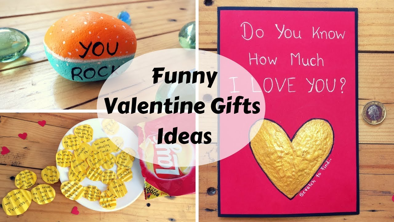 3 DIY Funny Valentine Or Birthday Gifts Card Ideas For Him Her