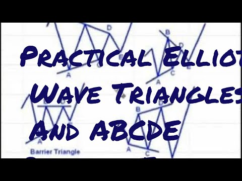 Practical Elliott Wave Triangles And ABCDE Pattern Trading Tips And Tricks