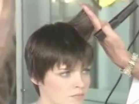 How To Cut Very Short Hair Youtube
