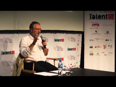 Lecture by Jean--Michel Frodon