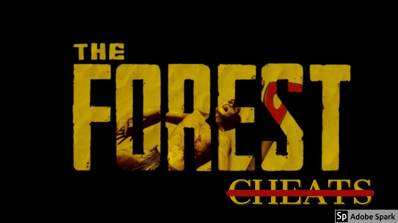 The Forest on PS4 (All Cheats)