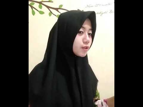 Lagu syantik memakai hijab