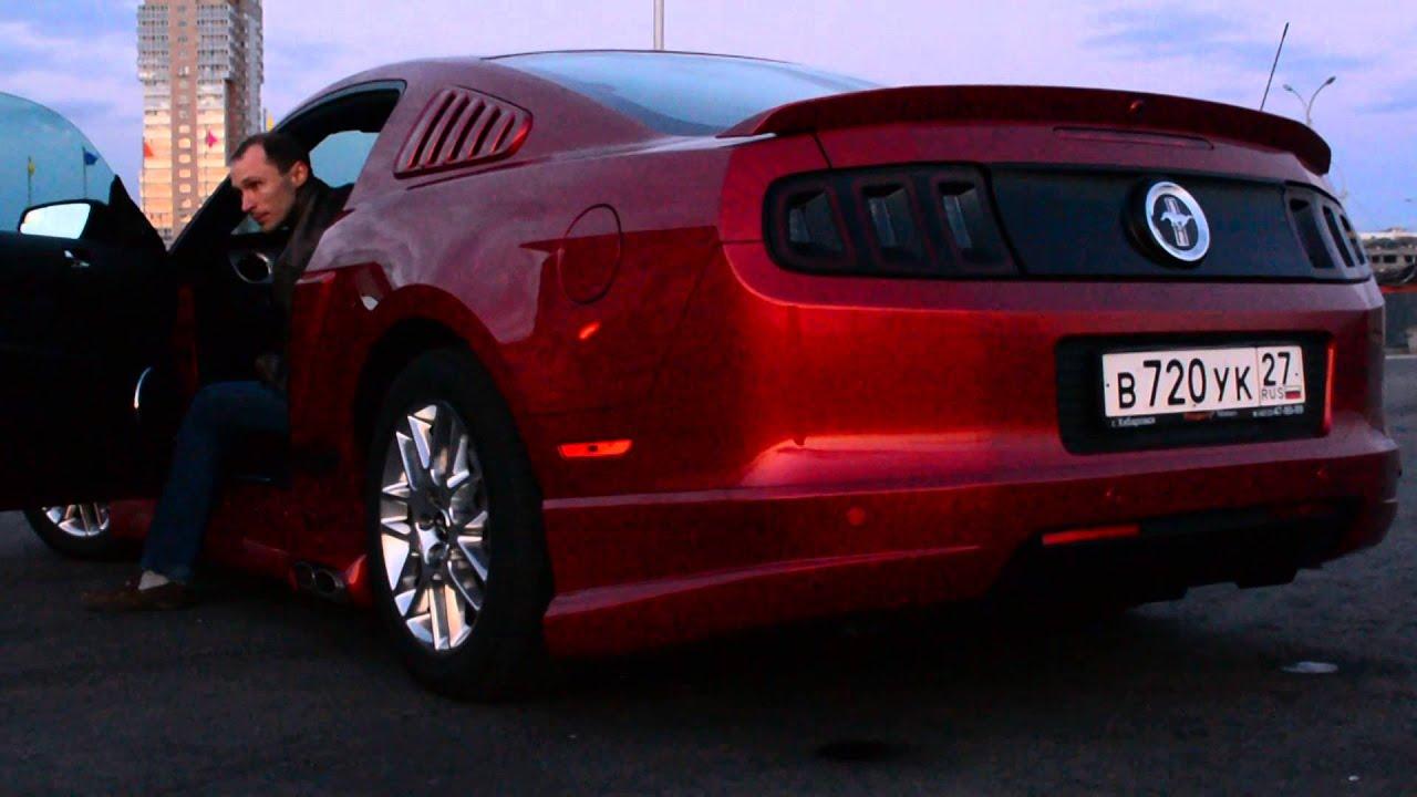 Cervini S Side Exhaust Custom On A 2013 Mustang V6 Youtube