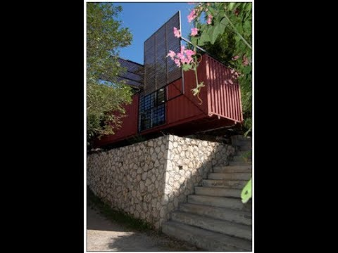 Shipping Container Homes Jamaica
