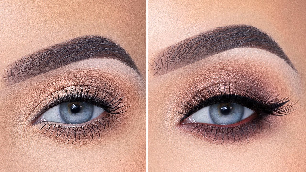 EASY Day To Night Soft Glam Eye Makeup Tutorial