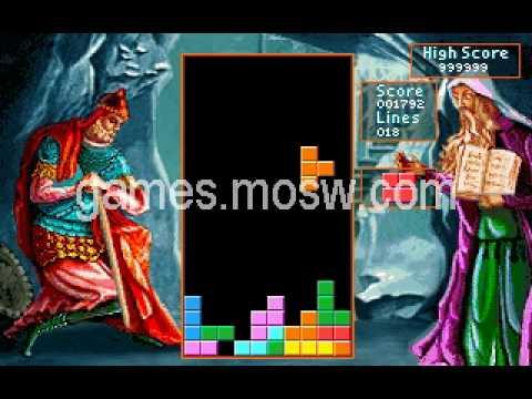 Tetris: elements pc review gamezone.
