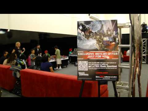 Transformers BotCon 2011 Dealer Room Tour (Part 6)