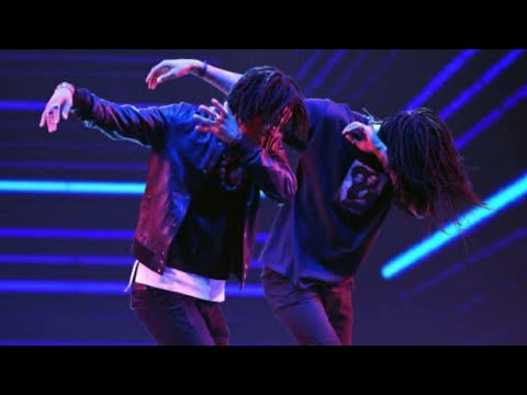 Les Twins New Amazing Performance Dance and Compilations