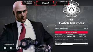 HITMAN 2 - Mumbai - Silent Assassin Speedrun (2:27)