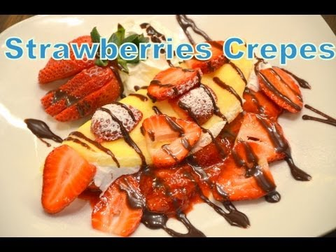 how to make french crepes at home