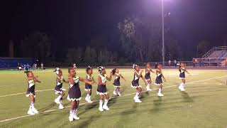 Panthers v. Sharks Termite Cheer Battle
