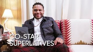 Co-Star Superlatives: Anthony Anderson