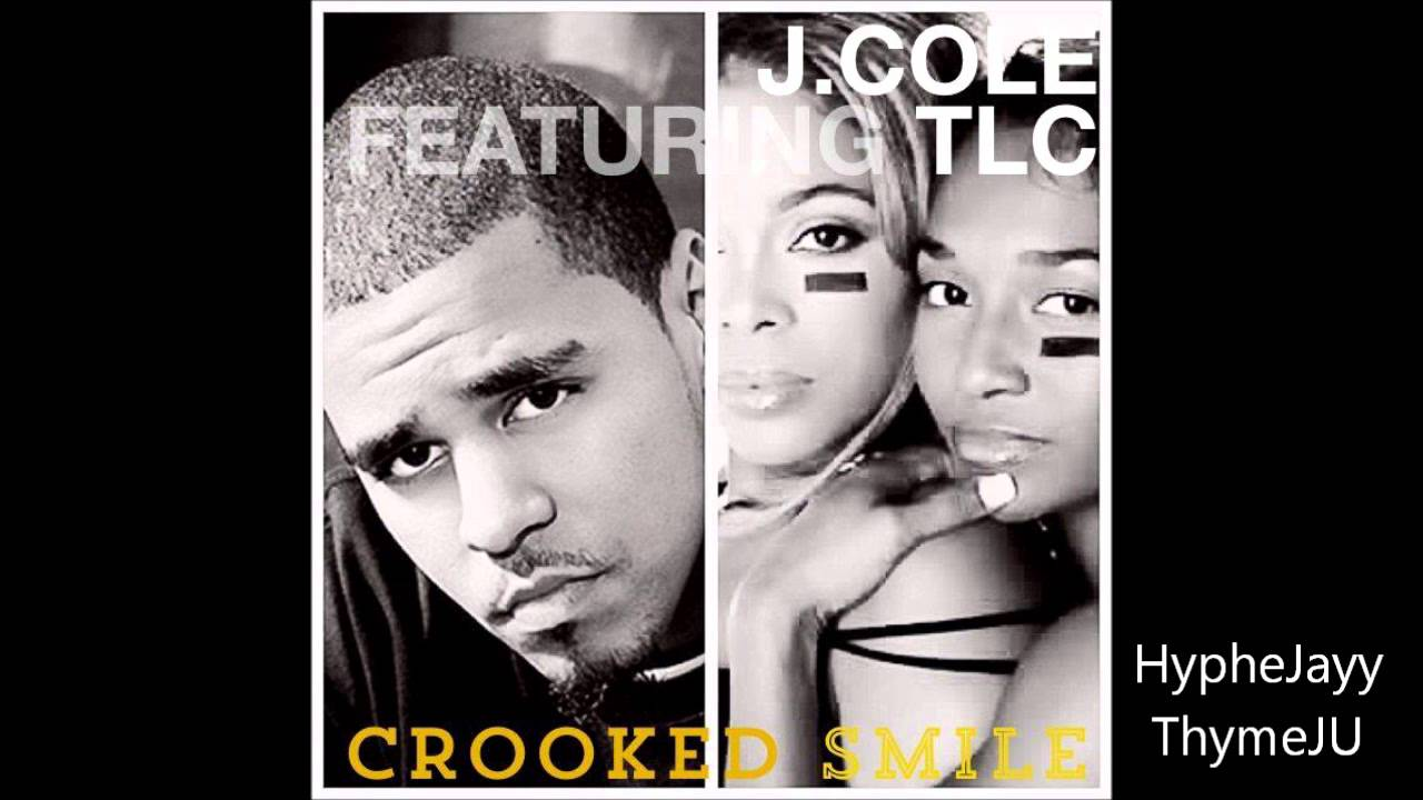 J Cole Crooked Smile Artwork