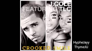 J.Cole - Crooked Smile | Instrumental w/ Hook |