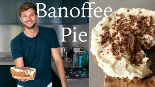 banoffee pie bakingwithjim