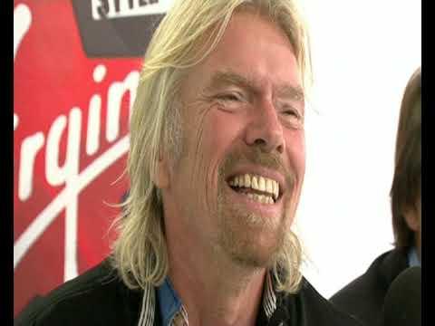 Ringo intervista Richard Branson @ Virgin Radio Italy (ENG - ITA subs)