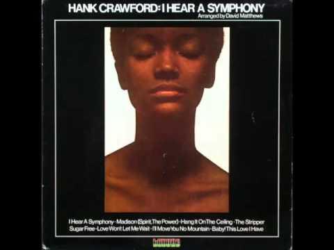 A FLG maurepas upload - Hank Crawford - I'll Move You No Mountain - Jazz Funk