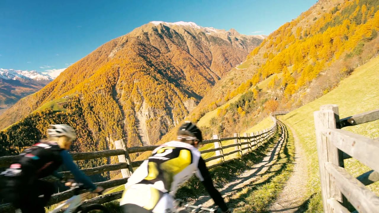 Ötzi alpin marathon - preparing, fall/november 2015