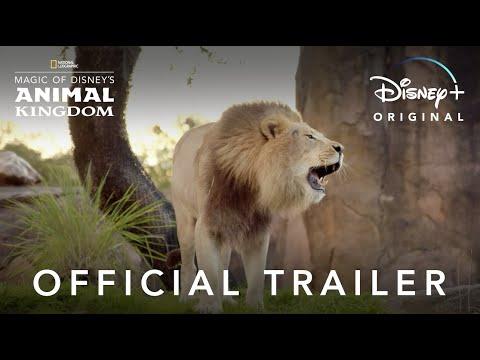 Magic of Disney's Animal Kingdom | Official Trailer | Disney+