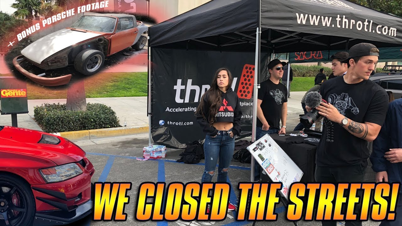 The Best Car Show Of The Year Main Street Closure Riverside Ca