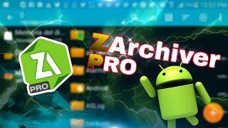 Gambar cover zarchiver pro download (Mega y Mediafire) en la descripción