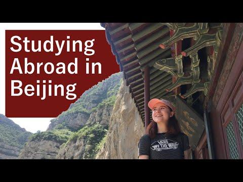 Studying Abroad In Beijing: BLCU Vlog