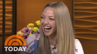 """Ted 2's"" Amanda Seyfried On Acting With Invisible Co-Star 