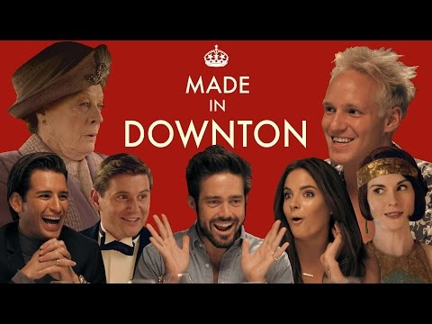 Made In Downton!  (Downton Abbey meets Made In Chelsea)