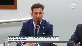 Trabalho - Intercept Brasil: editor-executivo Leandro Demori participa de audiência - 10/09/19