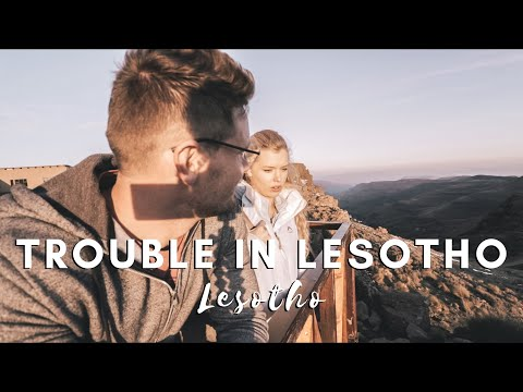 WE MADE IT TO SANI MOUNTAIN LODGE | LESOTHO | VLOG #006