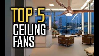 Best Ceiling Fans in 2018 - Which Is The Best Ceiling Fan? | 10BestOnes