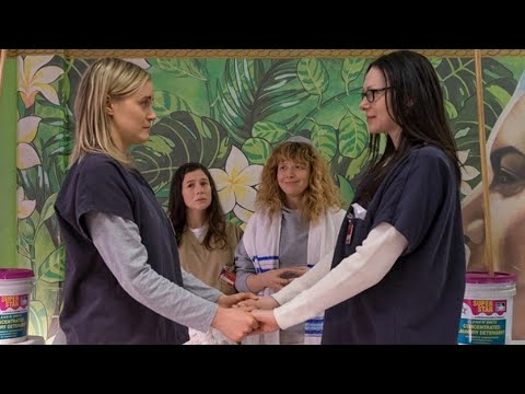 Piper & Alex | Prison Wedding | s06e13 |  Vauseman  | OITNB