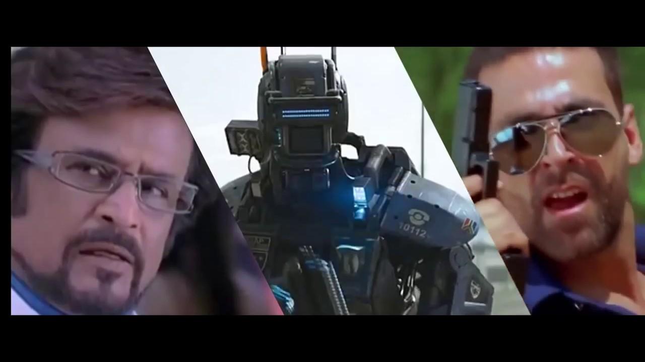 Robot 2 trailer  2017 Rajinikanth   Akshay kumar 2018 New Bollywood Movie