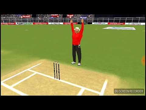 India vs Australia ... Amazing partnership between rohit and dhawan