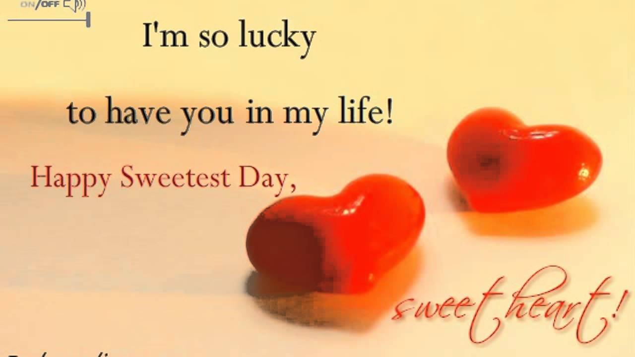 Sweetest Day Wishes Ecards Greetings Card Messages Video