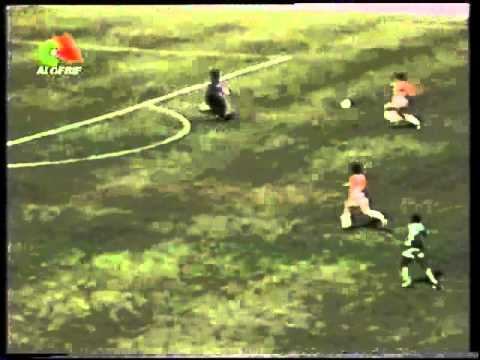 Algerie vs Benin 1983 Elim Can 1984