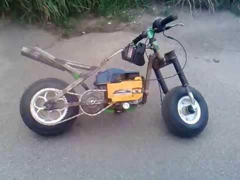 Как сделать детский мотоцикл фото 441