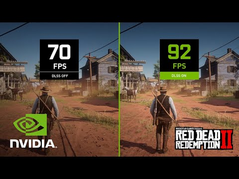 Red Dead Redemption 2 | Official NVIDIA DLSS 4K Launch Trailer - Available Now