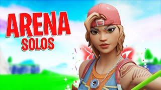 Arena Solos Live !member - Fortnite Battle Royale
