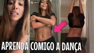 """Baixar Anitta ensina a coreografia da sua NOVA MÚSICA com KEVINHO """"Terremoto"""" VEJA!!!"""