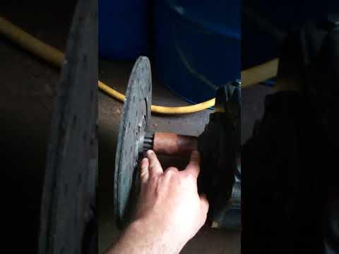 Как отрегулировать сцепление на газ 3309 дизель видео