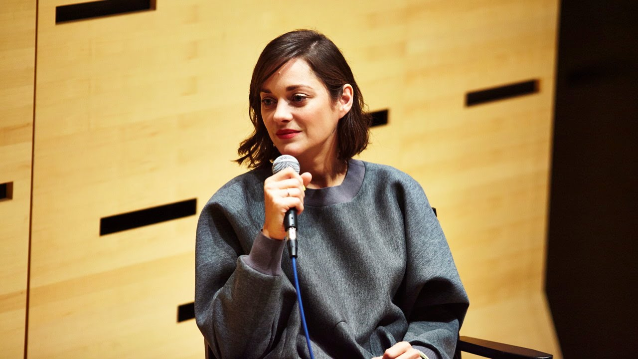 NYFF52 Live: Marion Cotillard | On Working with the Dardennes