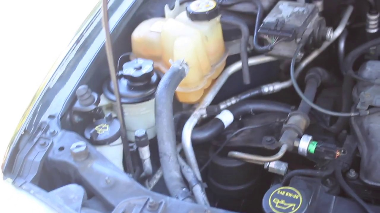 small resolution of whining noise when steering 2004 ford escape 3 0l v6 diagnosed