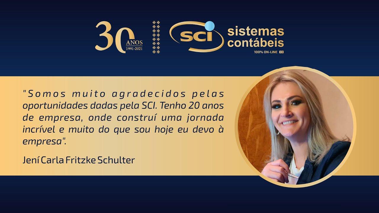 SCI 30 ANOS: uma fábrica de oportunidades