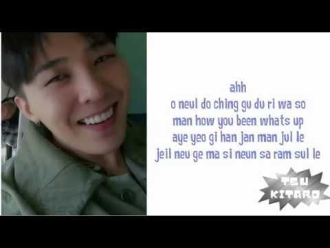 BIGBANG - WE LIKE 2 PARTY LYRICS (EASY LYRICS)