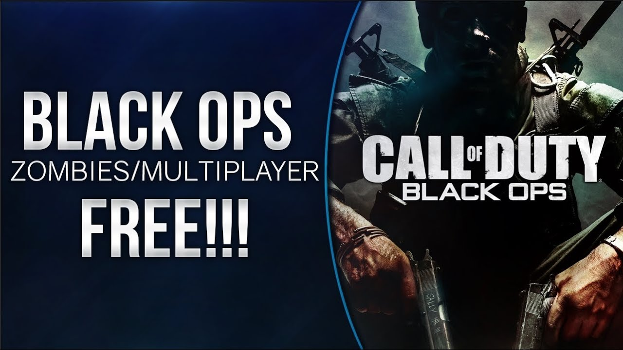black ops zombies free online game