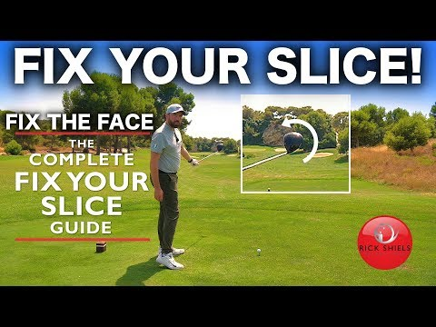 FIX YOUR SLICE (FOREVER)- START WITH THE CLUBFACE