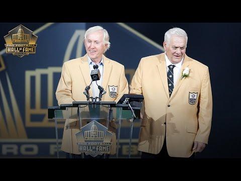 Mick Tingelhoff's 2015 Pro Football Hall of Fame speech